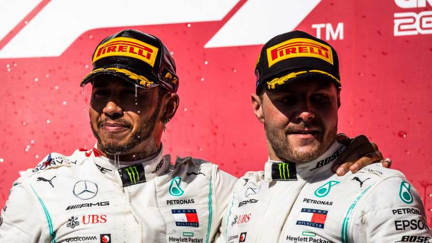 Bottas has secret 'plan' to beat Hamilton in 2020