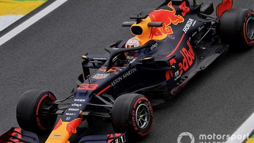F1: Verstappen voa em Interlagos e fica com a pole no GP do Brasil