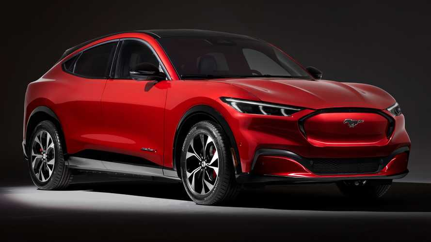 Ford Mustang Mach-E Videos Show The Electric SUV In Detail