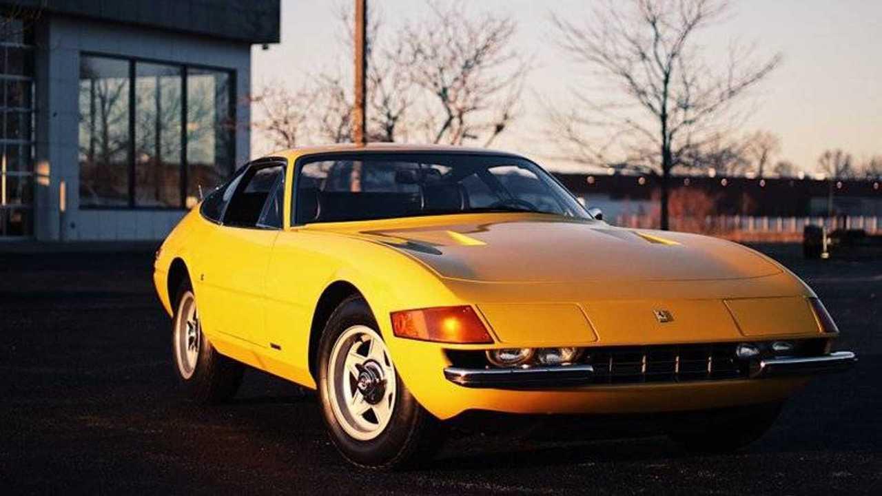 1968-73 Ferrari Daytona