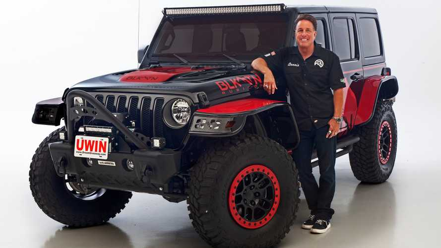 Motor1 Exclusive: Get Bonus Tickets To Win This 2019 BLKMTN Jeep Wrangler