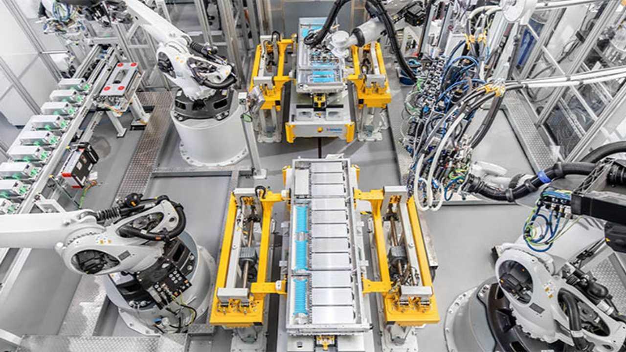 Webasto Starts Battery Production in Germany