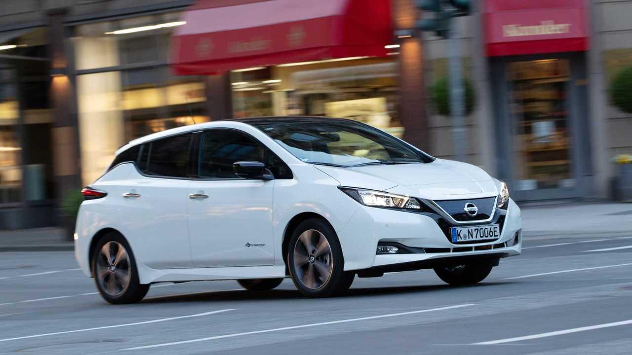 Nissan Leaf (bis zu 385 km)