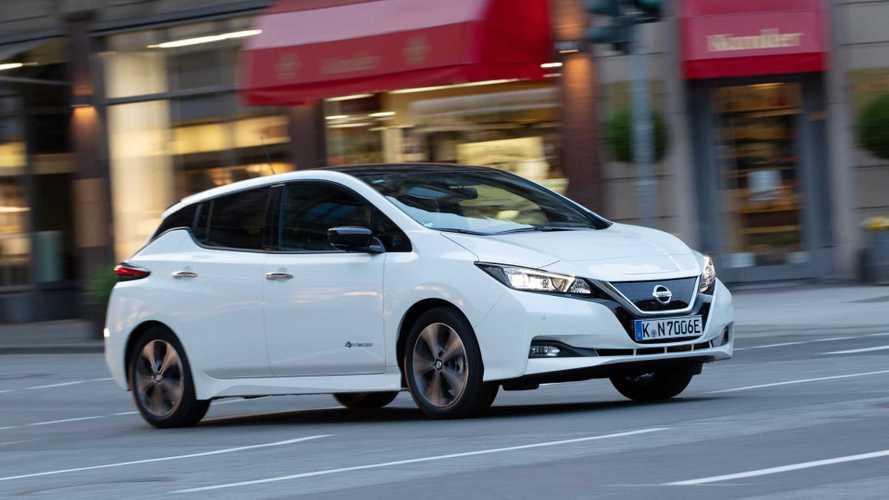 Enel X regala 480 kWh a los clientes del Nissan LEAF