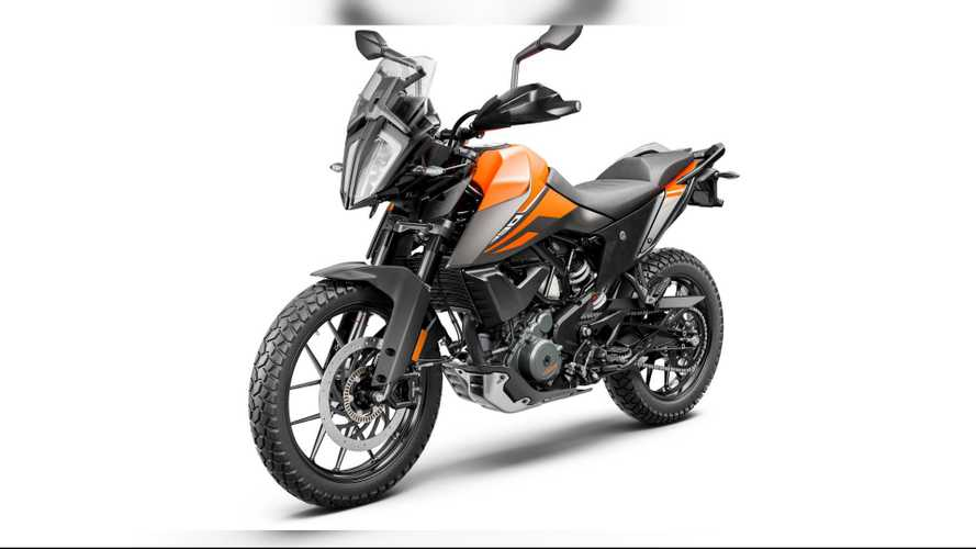 KTM 390 Adventure Gets Small And Dirty At EICMA Debut