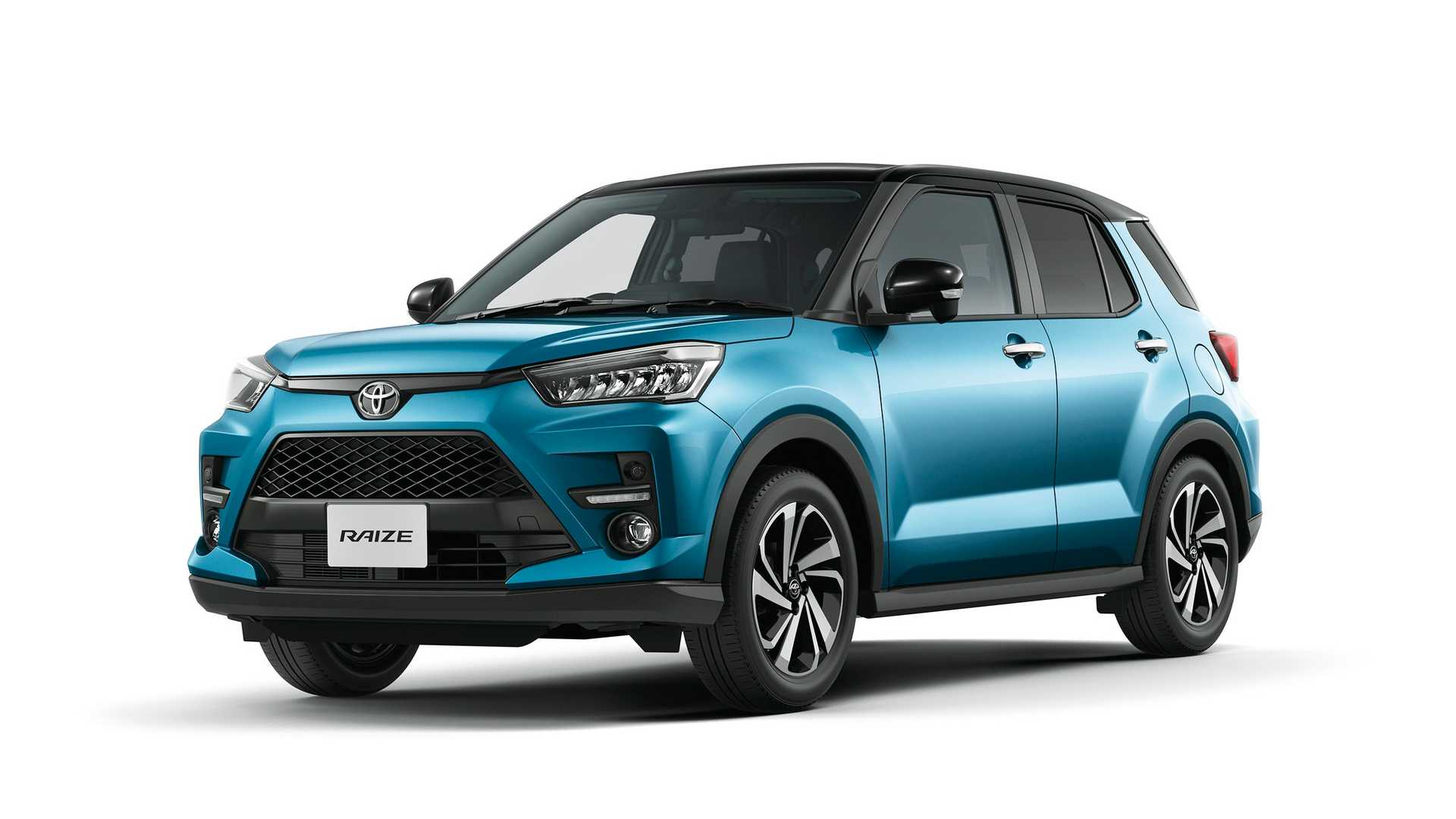 Toyota Raize Launches In Japan As Little Brother To RAV4