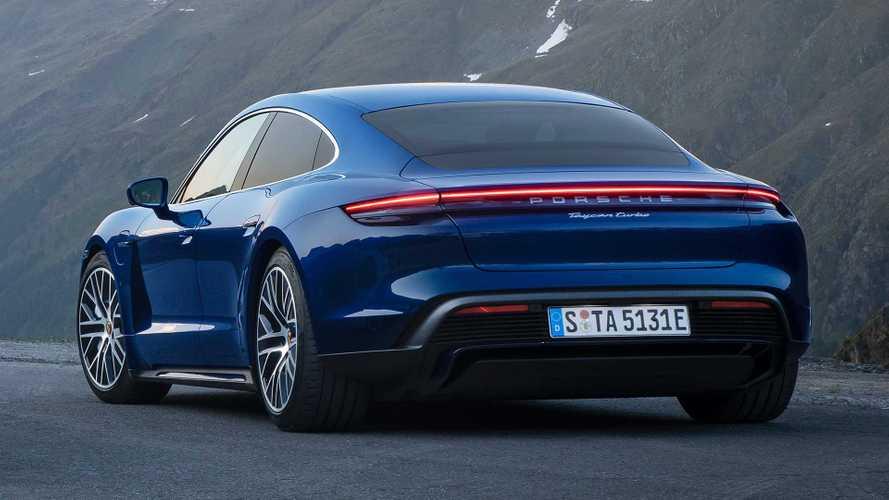 US: Porsche Sold Over 2,000 Taycans In Q1 2021