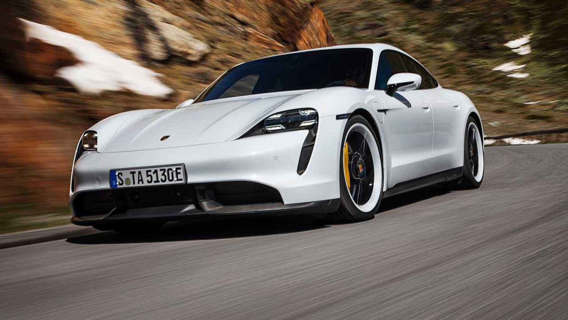 Porsche Taycan News And Reviews Motor1 Com