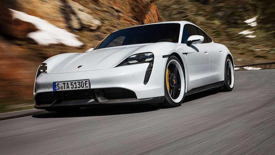 Porsche Taycan inicia pré-venda no Brasil a partir de R$ 589.000