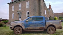 Richard Hammond Drives Ford Ranger Raptor