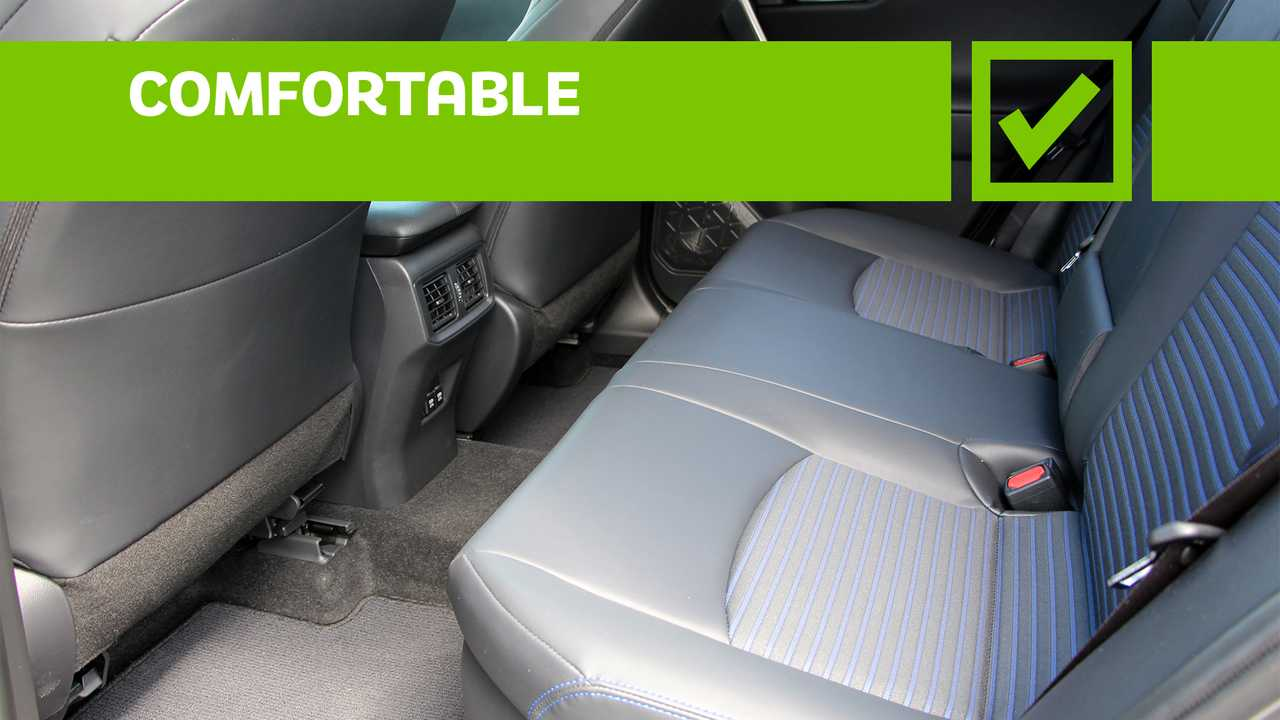 2019 Toyota RAV4 XSE Hybrid: Pros And Cons