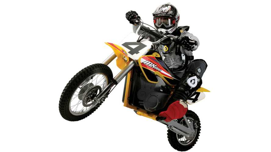 Would You Buy Your Child A Dirt Bike From Walmart?