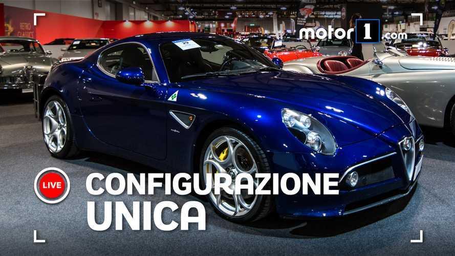 Milano Autoclassica 2019, tante le chicche all'asta, anche Youngtimer
