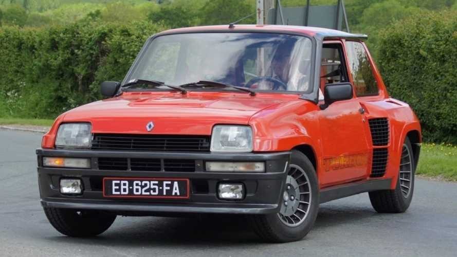 Este Renault 5 Turbo 2 Evolution costó 94.000 euros. ¿Por qué tanto?