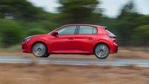 Peugeot 208 y e-208 2020, primera prueba