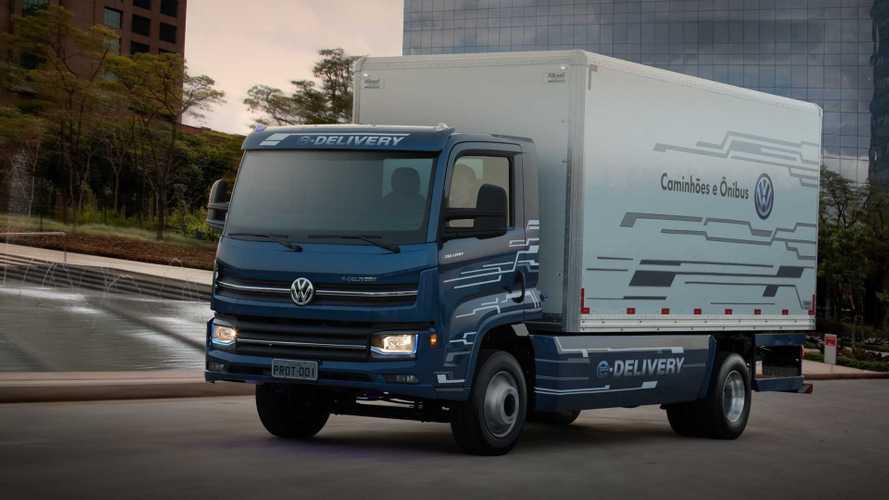 VW investirá R$ 110 milhões para produzir caminhão elétrico no Brasil