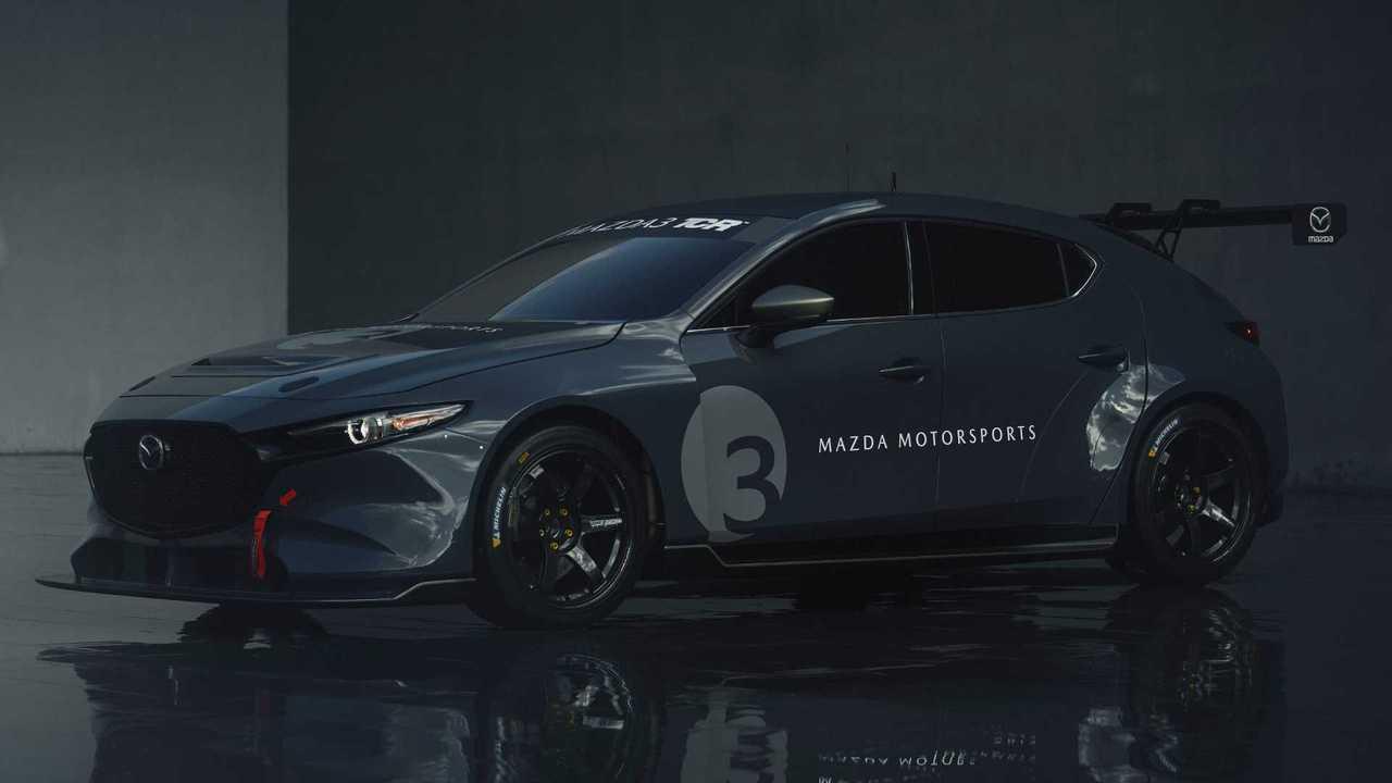 Mazda3 TCR Yarış Otomobili