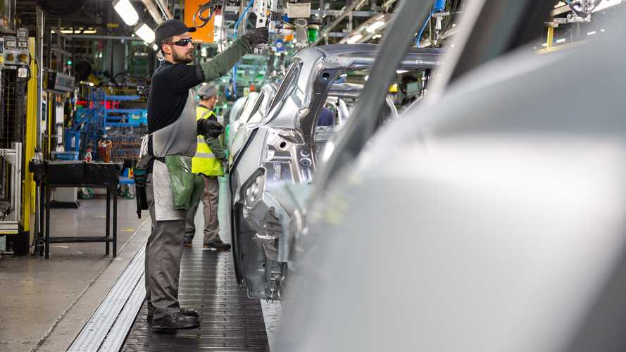 UK car manufacturing is down 15 percent so far this year