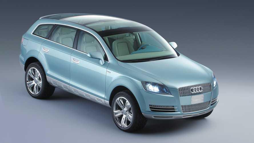 Concept oublié - Audi Pikes Peak quattro (2003)