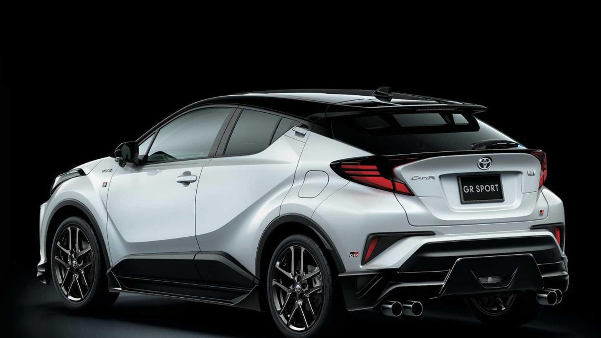 Toyota C-HR Facelift (2019) 24