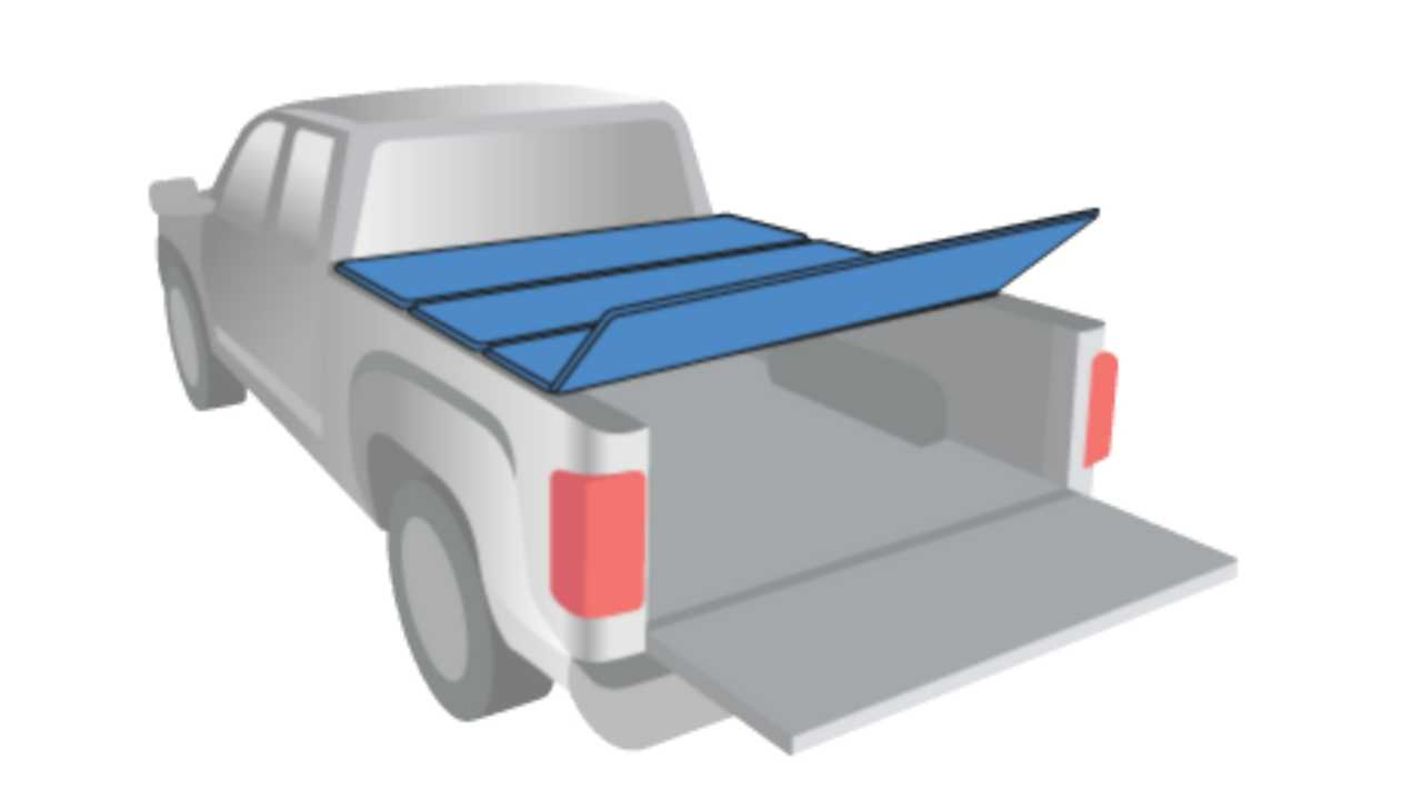 Worksport Terravis Tonnneau Cover Charges Batteries With Sun Power