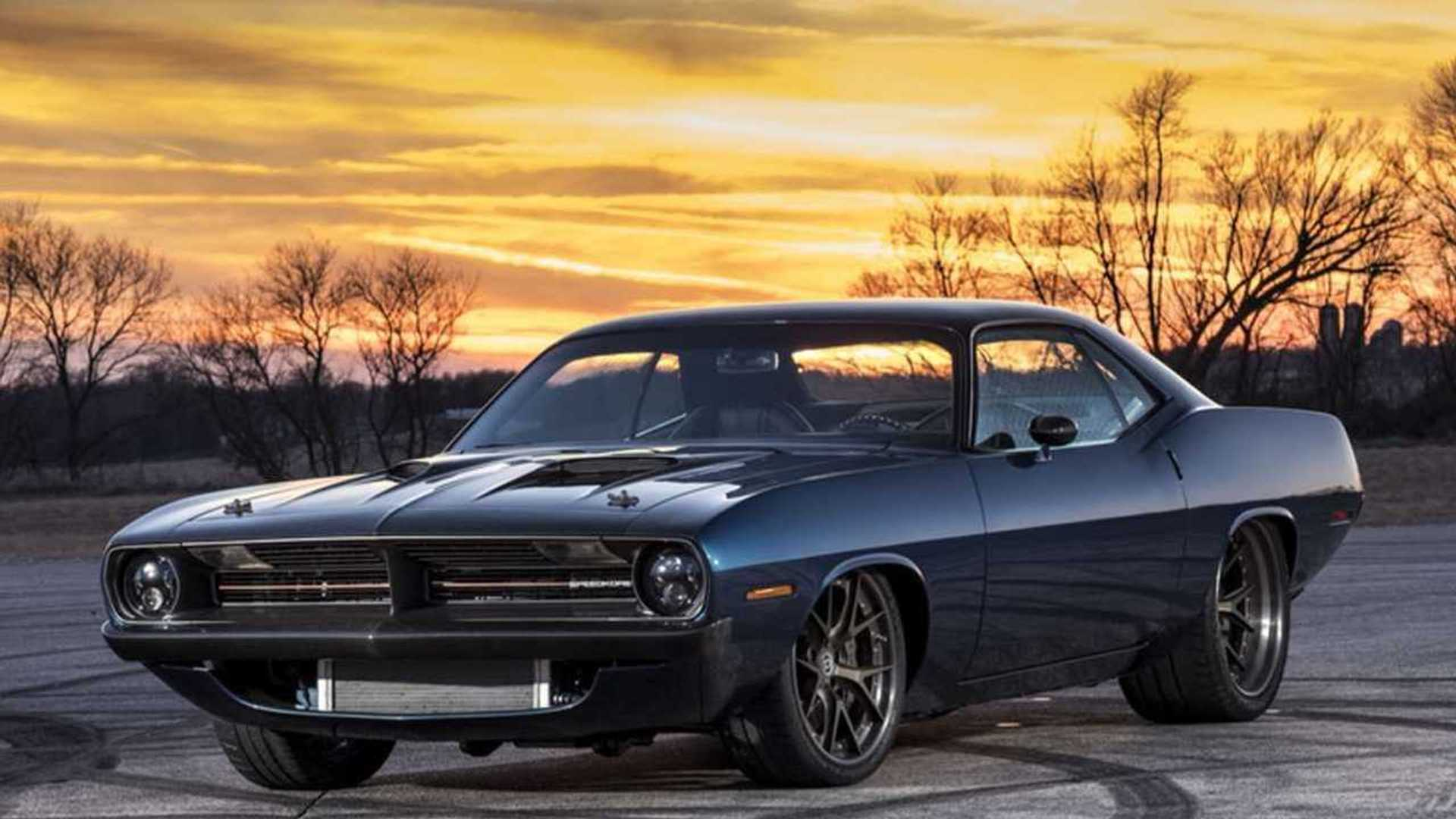 "[""Kevin Hart Could Be Sued By Plymouth 'Cuda Driver""]"