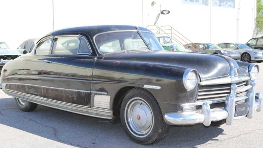 Watch A 638-Horsepower 1949 Hudson Super Six Coupe In Action
