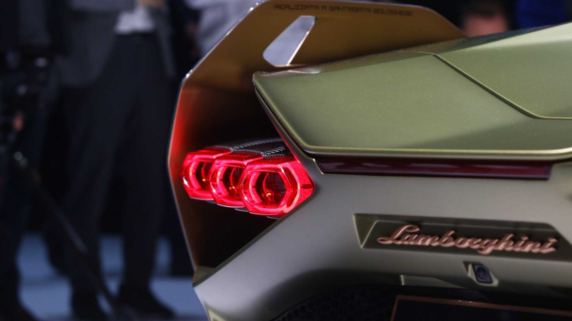 Lamborghini Teaser Confirms That Upcoming New Model Is Sian-Related