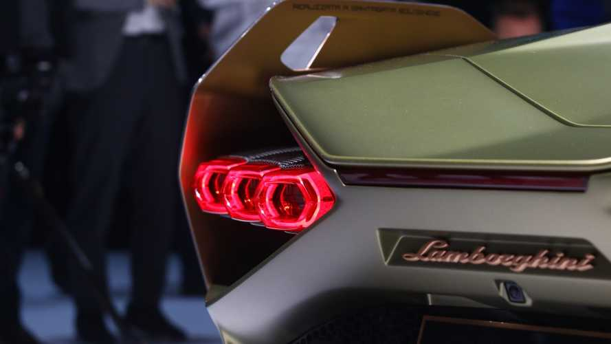 Lamborghini Teaser Confirms Upcoming New Model Is Sian-Related