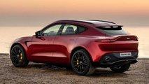 Aston Martin DBX 2020, render