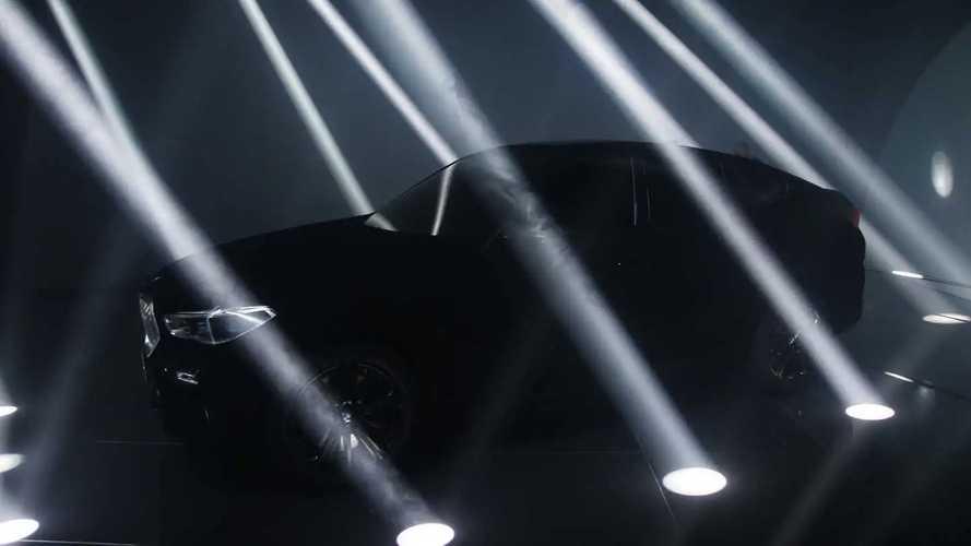 BMW X6 Vantablack en el Auto Show de Fráncfort 2019