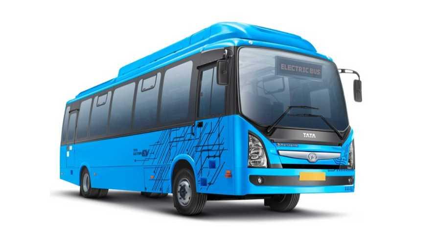 Tata Motors Wins India's Biggest EV Bus Tender