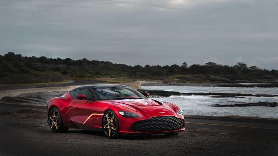 Aston Martin DBS GT Zagato und DB4 GT Zagato Continuation