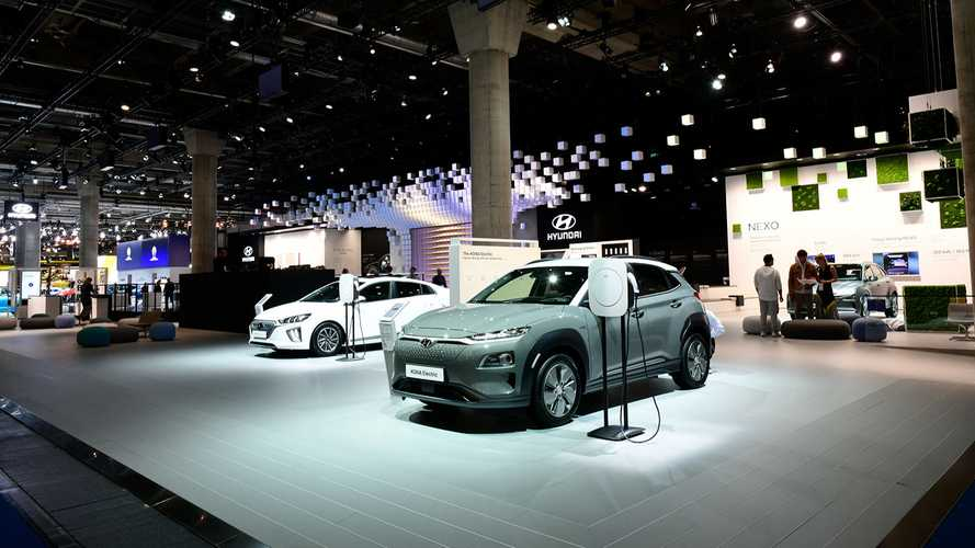 In November Hyundai Plug-In EV Car Sales Decreased By 5%