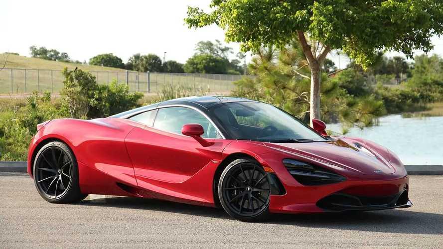 McLaren 720S 2019: Notas de manejo