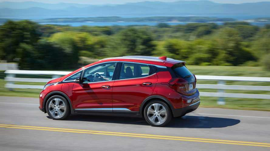 2020 Chevy Bolt Is U.S.' Most Affordable EV Per Mile Of Range