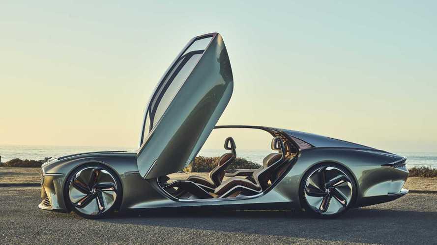 Tisztán elektromos-hajtású autó piacra dobását tervezi a Bentley