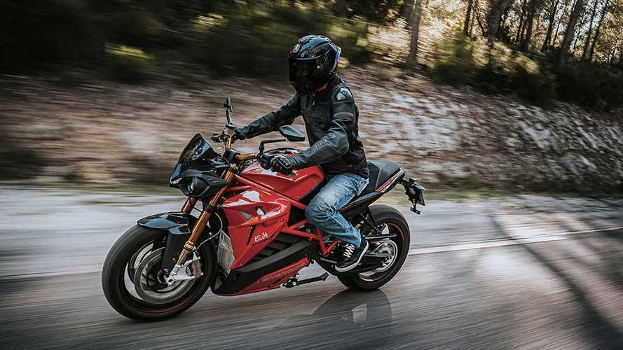 Energica, la gamma 2020 in azione [VIDEO]
