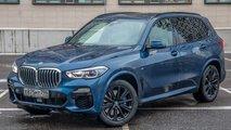 BMW X5 Moscow