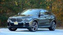2020 BMW X6: First Drive