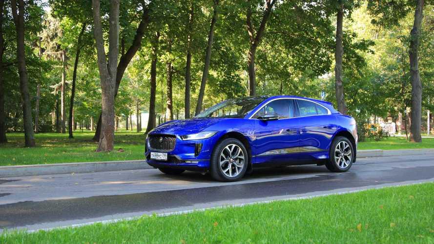 Российские цены электрокара Jaguar откатили до уровня 2018 года