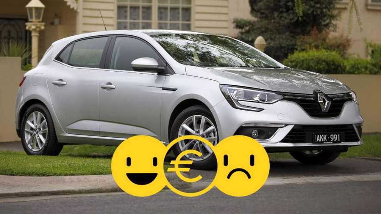 promozione-settimana Renault Megane