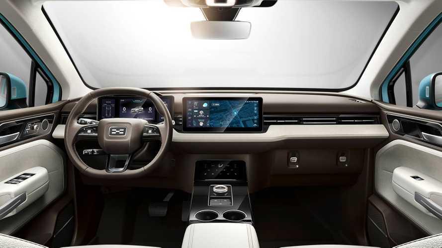 Çin'in Avrupa'da satacağı ilk elektrikli araç: Aiways U5