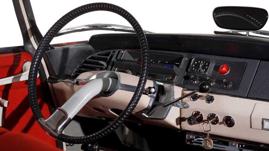 Los volantes de coches más raros de la historia del automóvil