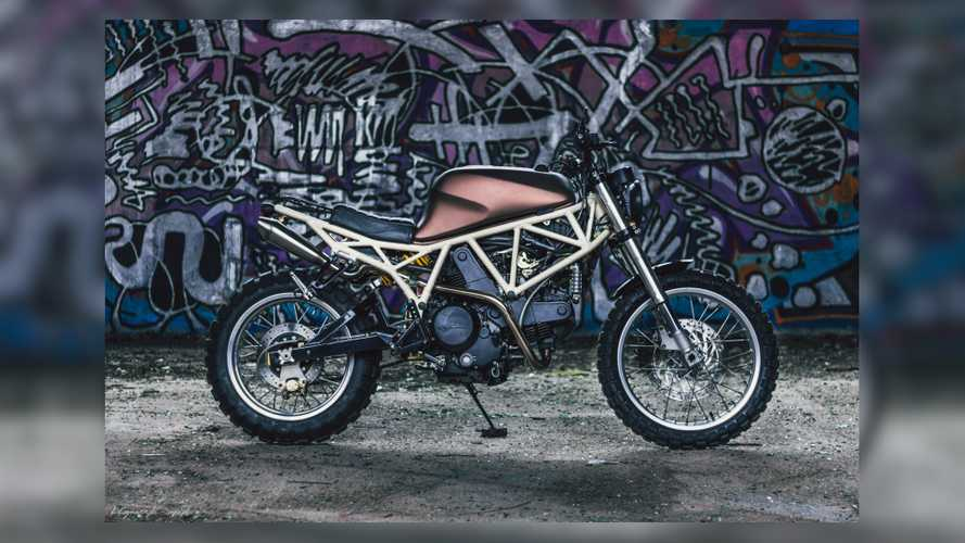 Just Try To Take Your Eyes Off This Stunning Custom Ducati