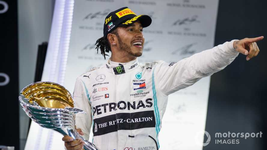 Wolff sees '25% chance' of Hamilton leaving Mercedes