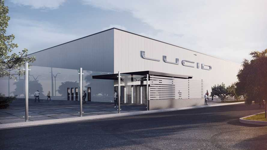Lucid Motors Marks Official Start Of Construction Of Its Plant