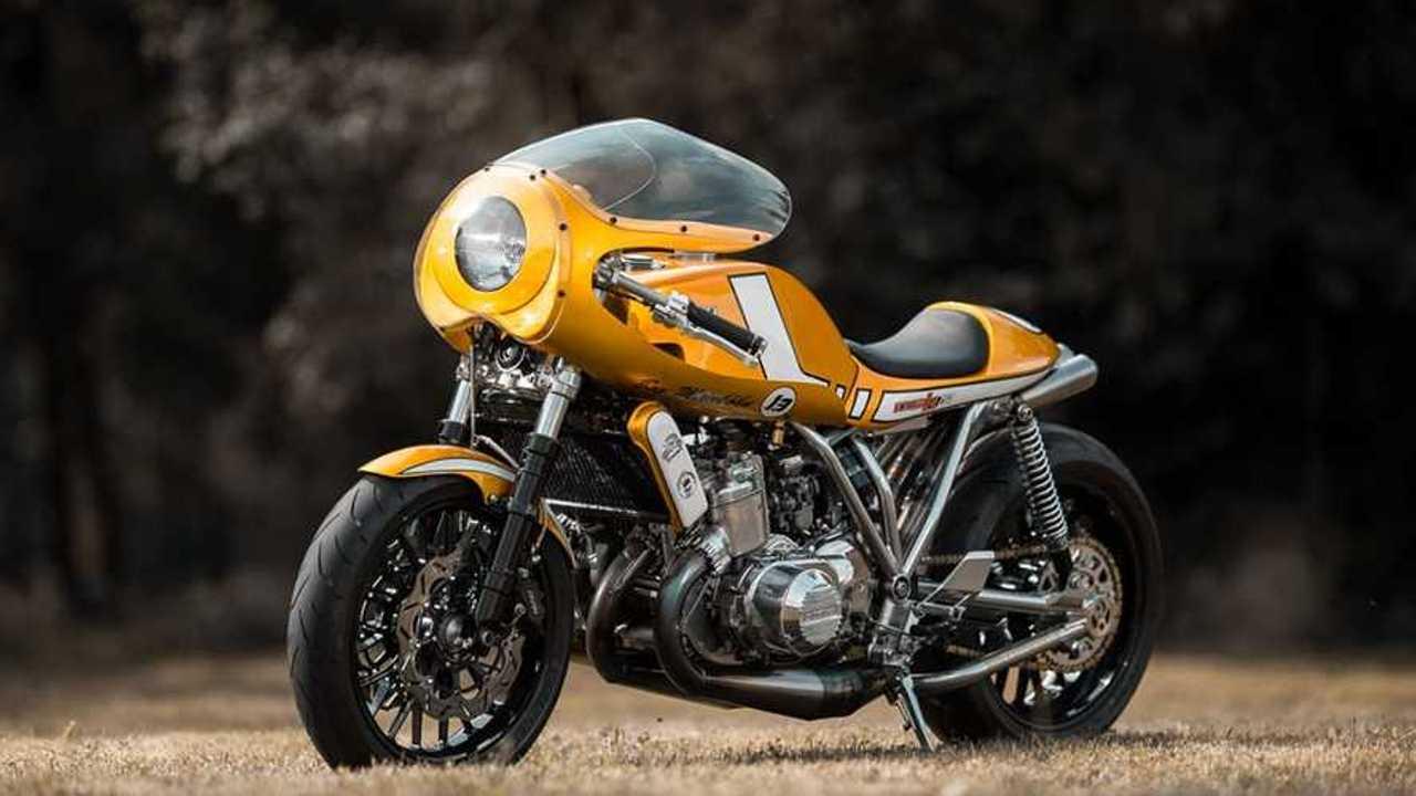 Extremebikes Suzuki Egli GT750
