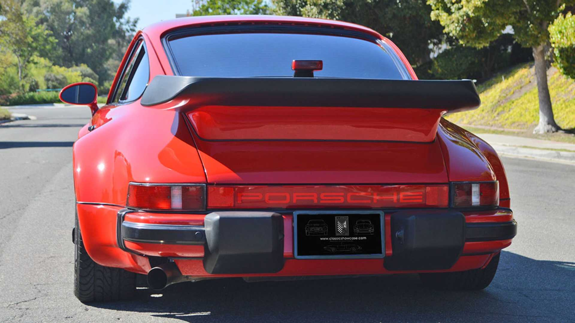 "[""Take Home This 1979 Porsche 911 ""930 Turbo-Look"" Slantnose""]"