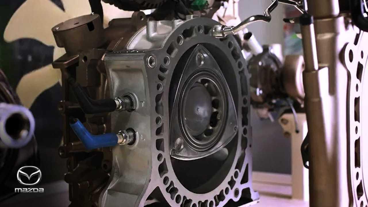 Mazda Rotary Heritage Video
